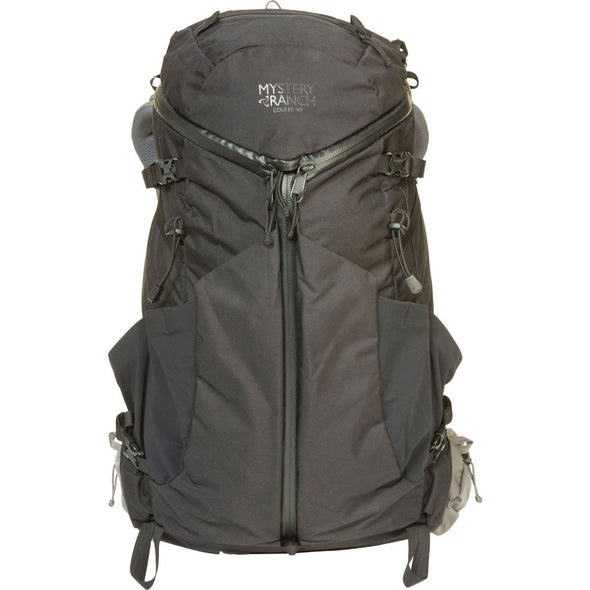 Mystery Ranch Coulee 40 Rucksack (Black) Front View