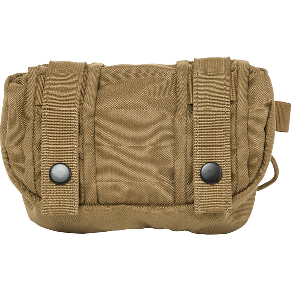 Mystery Ranch Forager Pocket Backpack Belt Accessory (Coyote) Rear View