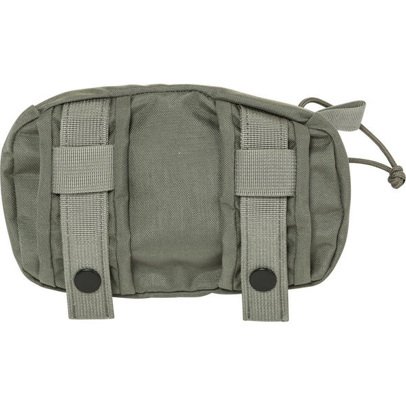 Mystery Ranch Forager Pocket Backpack Belt Accessory (Foliage) Rear View