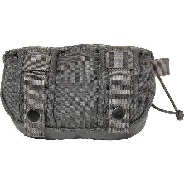 Mystery Ranch Forager Pocket Backpack Belt Accessory (Shadow) Rear View
