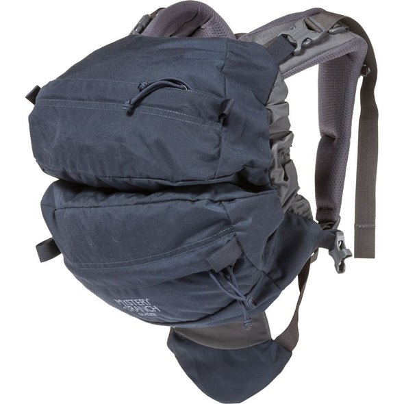 Mystery Ranch Glacier Backpack (Galaxy) Dual Compartment Lid