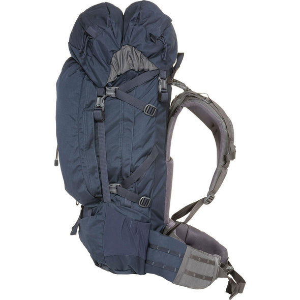 Mystery Ranch Glacier Backpack (Galaxy) Side View