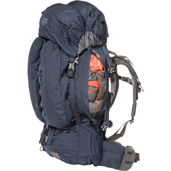 Mystery Ranch Glacier Backpack (Galaxy) Expanding Side Pocket