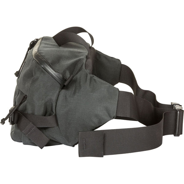 Mystery Ranch Hip Monkey Waist Pack (Black) Side View