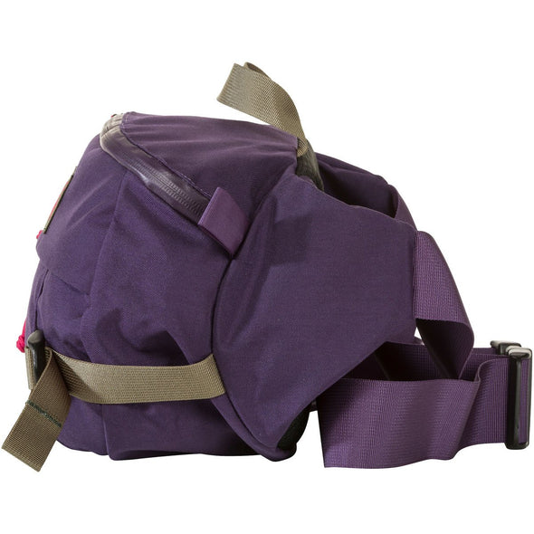 Mystery Ranch Hip Monkey Waist Pack (Eggplant) Side View