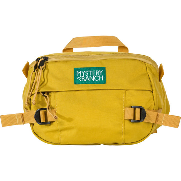 Mystery Ranch Hip Monkey Waist Pack (Lemon) Front View