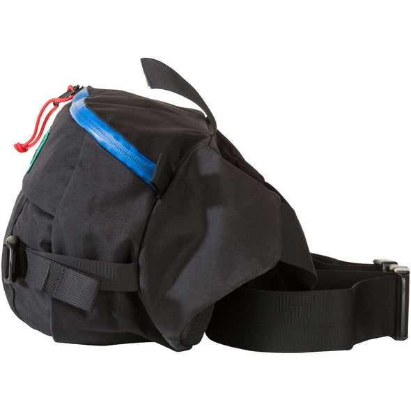 Mystery Ranch Hip Monkey Waist Pack (Mystery Pop) Side View