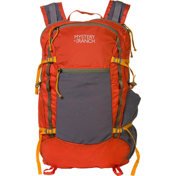Mystery Ranch In and Out Day Pack (Flame) Front View