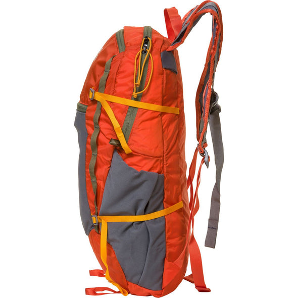 Mystery Ranch In and Out Day Pack (Flame) Side View