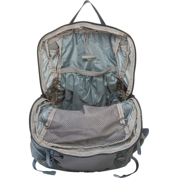 Mystery Ranch In and Out Lightweight Day Pack (Storm) Open