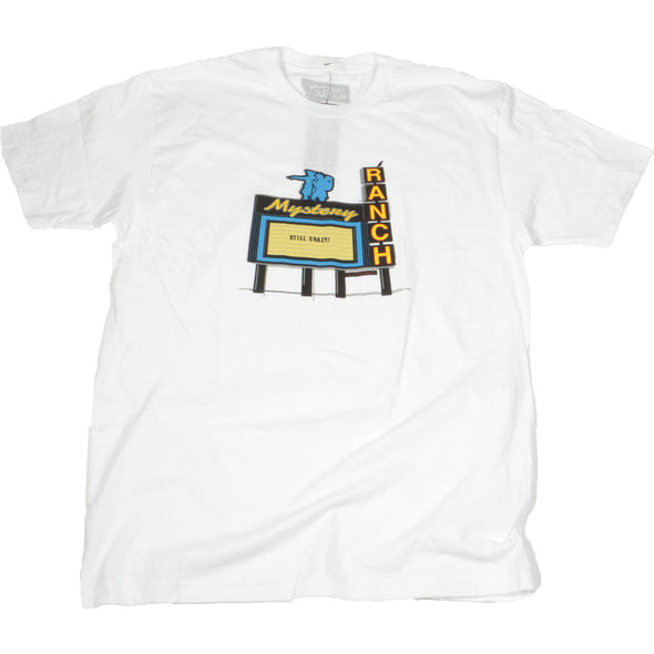 Mystery Ranch Lewis 'N Clark T-Shirt (White)