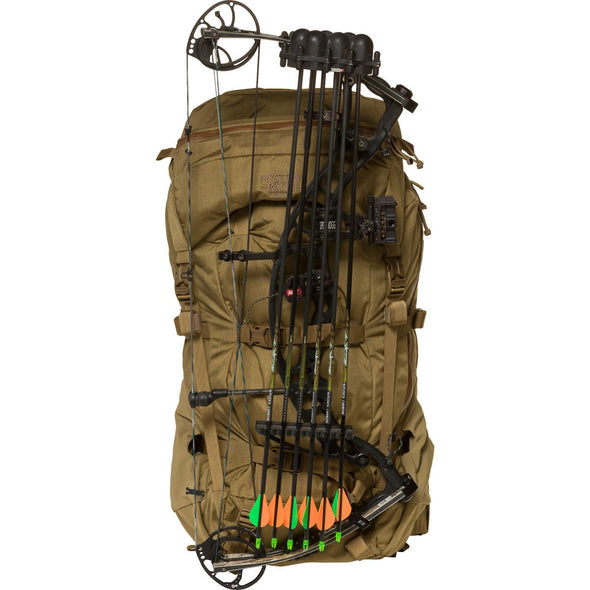 Mystery Ranch Metcalf Backpack (Coyote) with Hunting Bow