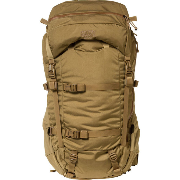 Mystery Ranch Metcalf Backpack (Coyote) Front View