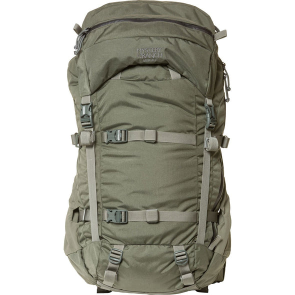 Mystery Ranch Metcalf Backpack (Foliage) Front View