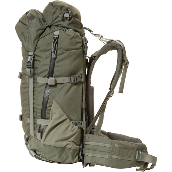 Mystery Ranch Metcalf Backpack (Foliage) Side View