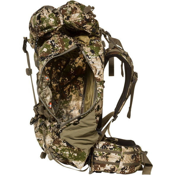 Mystery Ranch Metcalf Backpack (Optifade Subalpine DPM Camo) with Open Side Pocket