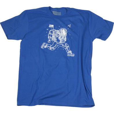 Need More Space T-Shirt (Royal Blue)