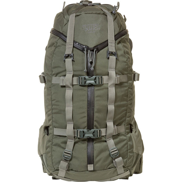 Mystery Ranch Pintler Overnight Backpack (Foliage) Front View