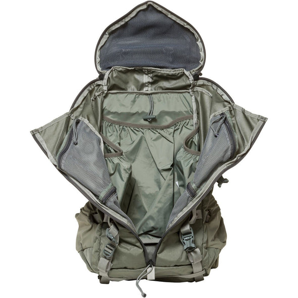 Mystery Ranch Pintler Overnight Backpack (Foliage) Interior