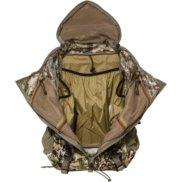 Mystery Ranch Pintler Overnight Backpack (Optifade Subalpine DPM Camo) Interior