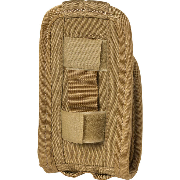 Mystery Ranch Quick Draw GPS Holster (Coyote) Backpack Accessory – Rear