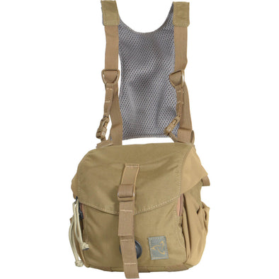 Mystery Ranch Quick Draw Bino Harness (Coyote) Padded Binocular Carry Pouch