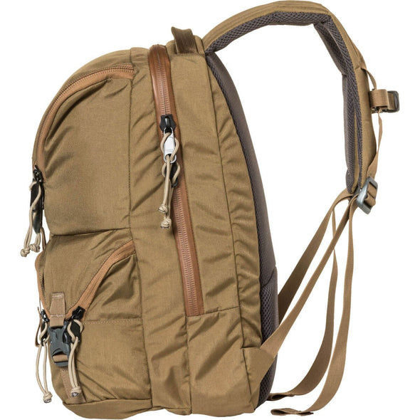 Mystery Ranch Rip Ruck Day Pack (Coyote) Side View