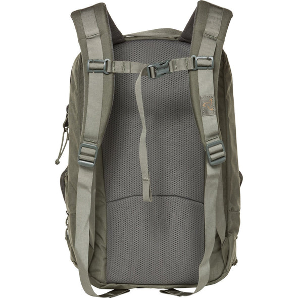 Mystery Ranch Rip Ruck Day Pack (Foliage) Rear View with Harness
