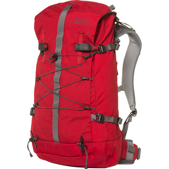 Mystery Ranch Scepter 35 Alpine Day Pack (Cherry)