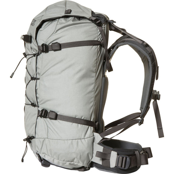 Mystery Ranch Scepter 50 Alpine Backpack (Mist) Side View