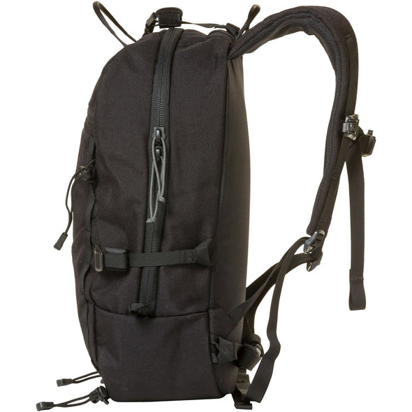 Mystery Ranch Skyline 17 Rock Climbing Day Pack (Black) Side View