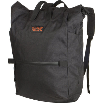 Mystery Ranch Super Booty Bag Large Tote Day Pack (Black)