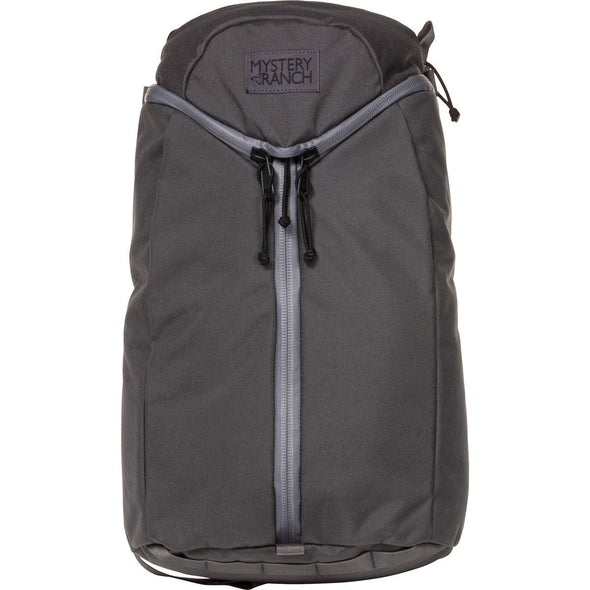 Mystery Ranch Urban Assault 21 Multi-Purpose Day Pack (Shadow 100D Grey) Front View