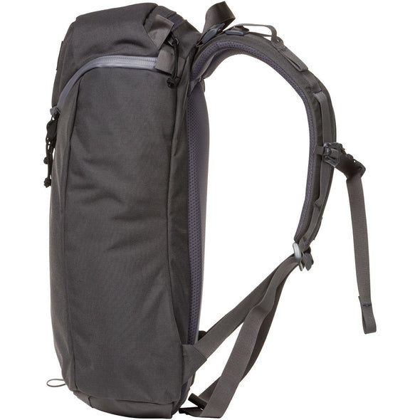 Mystery Ranch Urban Assault 21 Multi-Purpose Day Pack (Shadow 100D) Side View