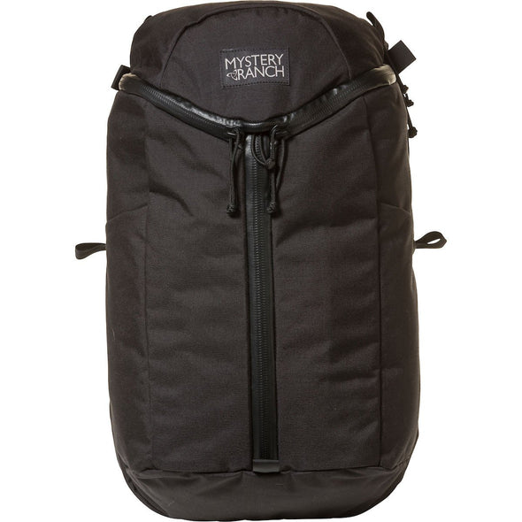 Mystery Ranch Urban Assault 24 Everyday Backpack (Black) Front View