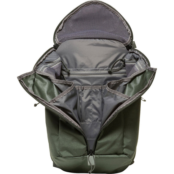 Mystery Ranch Urban Assault 24 Everyday Backpack (Shadow) Open