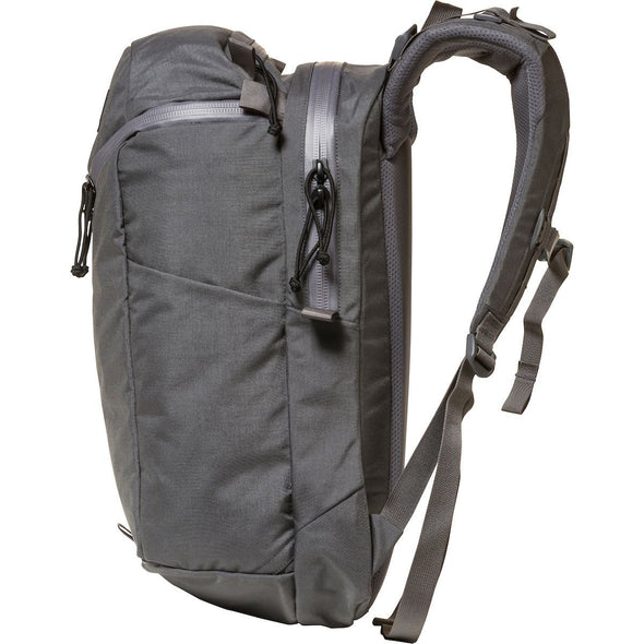 Mystery Ranch Urban Assault 24 Everyday Backpack (Shodow) Side View