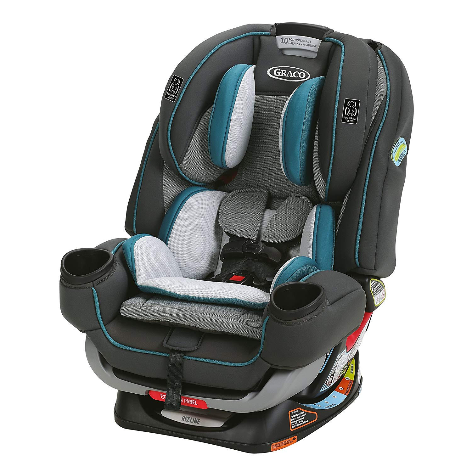 Graco 4Ever DLX 4 in 1 Infant to Toddler Car Seat - Baby World Inc