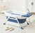 Portable Bathtub for Babies and Toodlers - Baby World Inc
