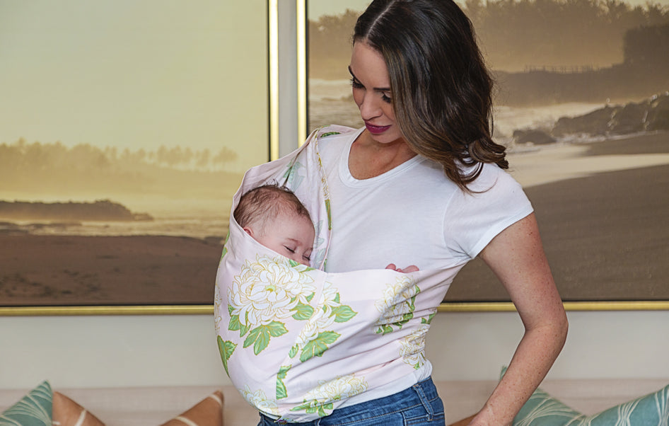 Aurora Sling 97% Cotton - Baby World Inc