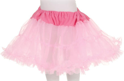 Petticoat Tutu Child Costume Bubble Gum - Baby World Inc