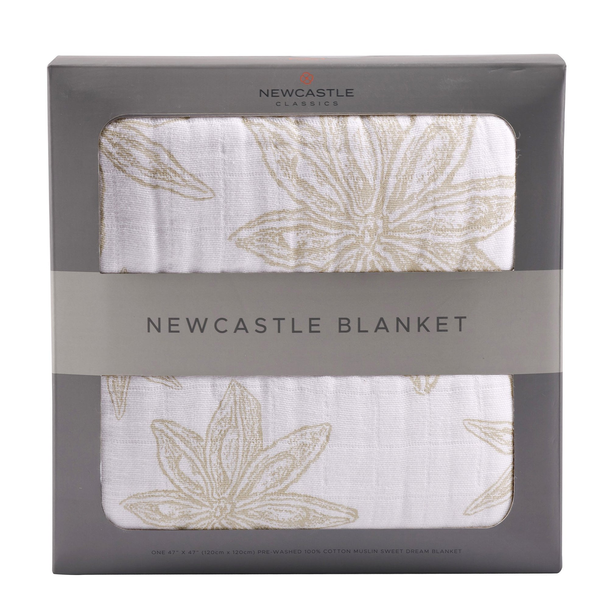 Star Anise Newcastle Blanket - Baby World Inc