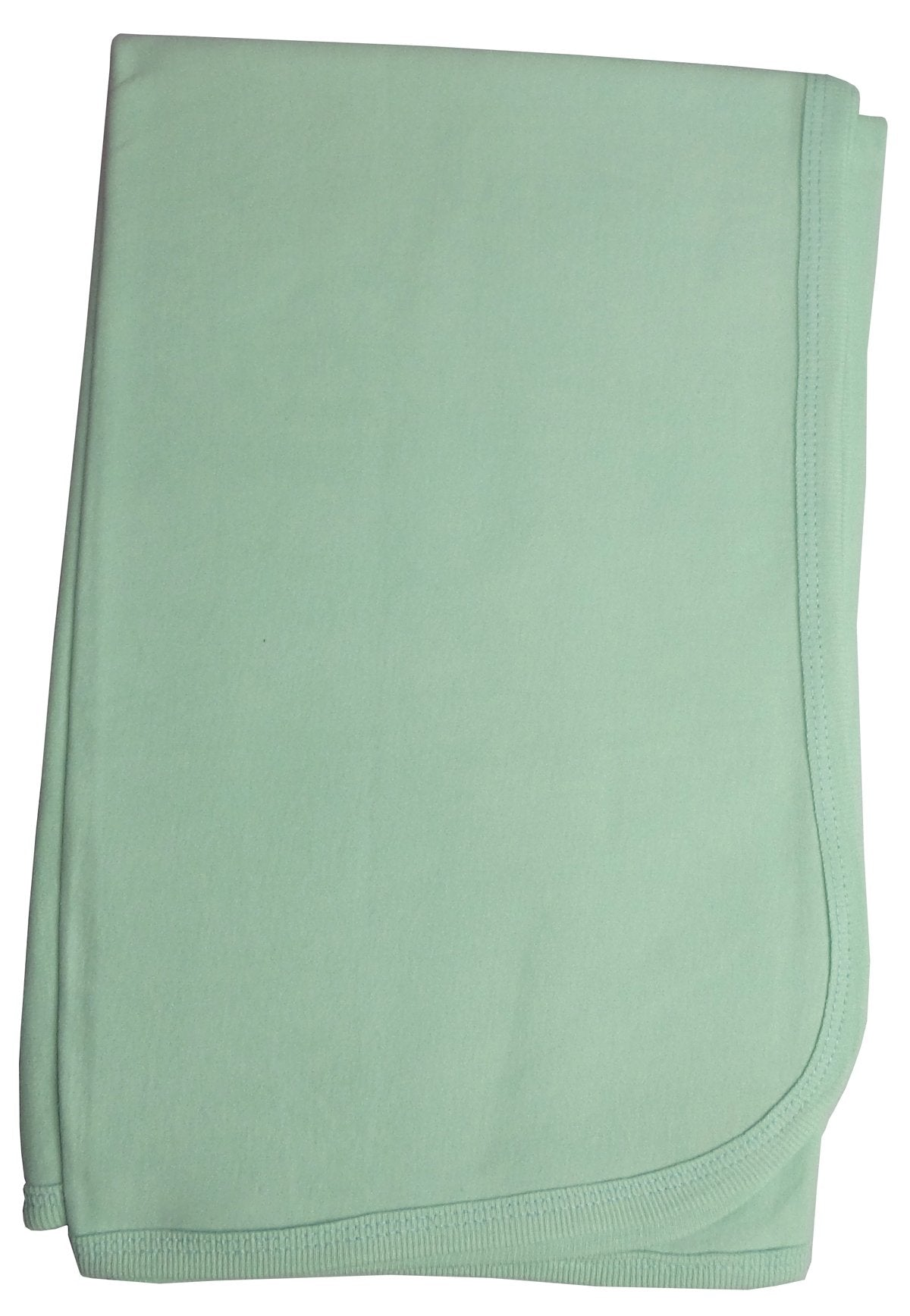 Bambini Mint Receiving Blanket - Baby World Inc