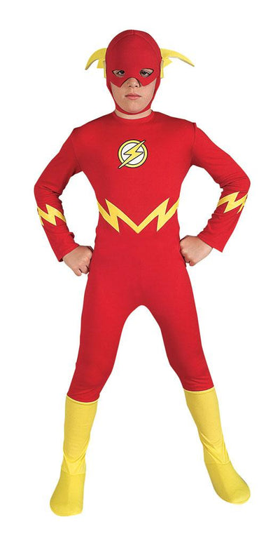Flash Boys Costume Medium - Baby World Inc