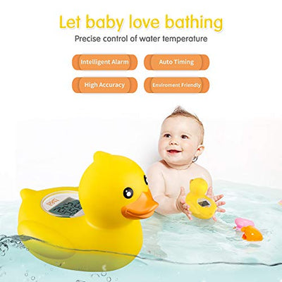 Ducky Baby Water Thermometer - Baby World Inc