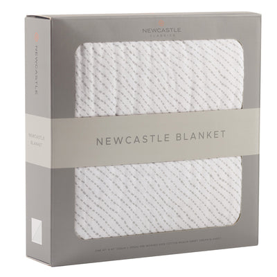 Spotted Wave Newcastle Blanket - Baby World Inc