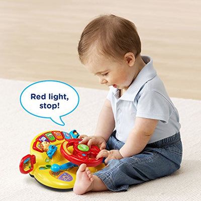 VTech Turn and Learn Driver - Baby World Inc
