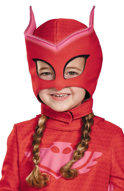 Pj Owlette Deluxe Mask Child - Baby World Inc