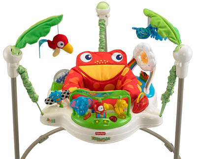 Fisher-Price Rainforest Jumperoo - Baby World Inc