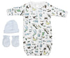 Bambini Boys' 3 Piece Layette Set - Baby World Inc